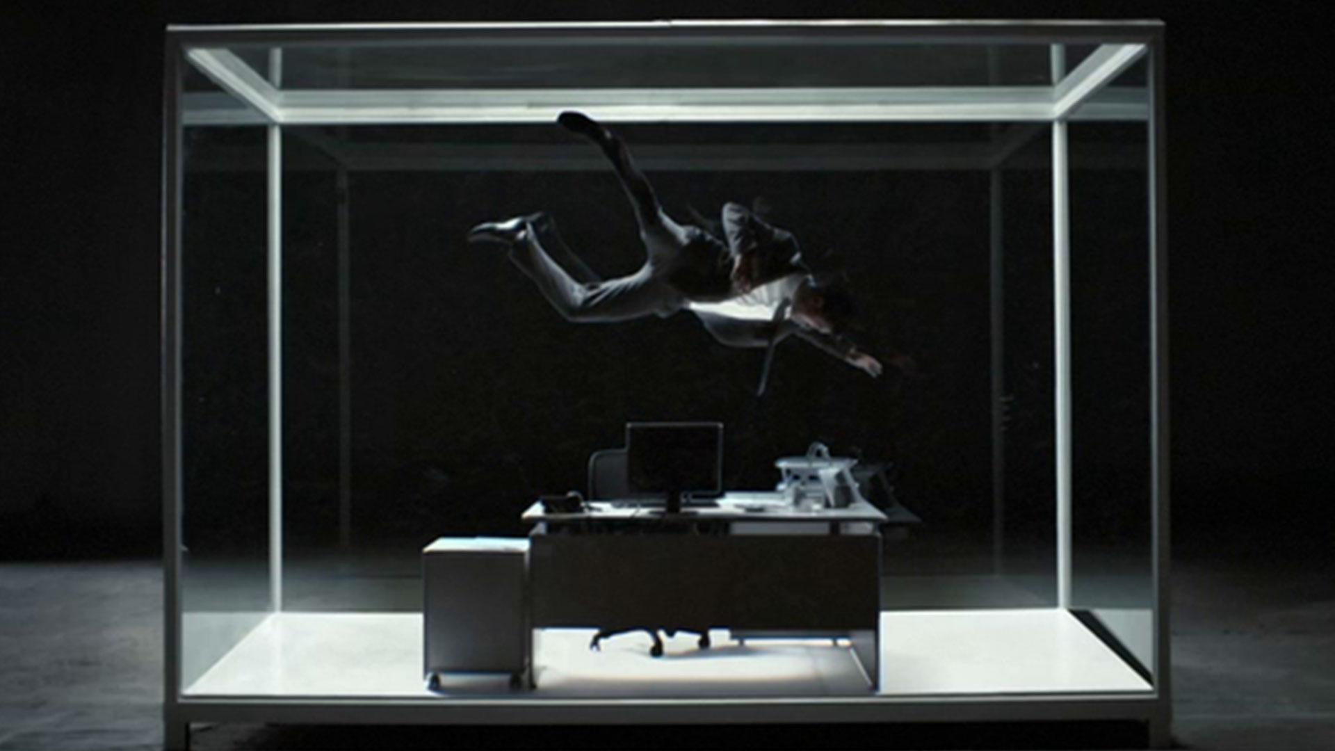 indoor window furniture statue