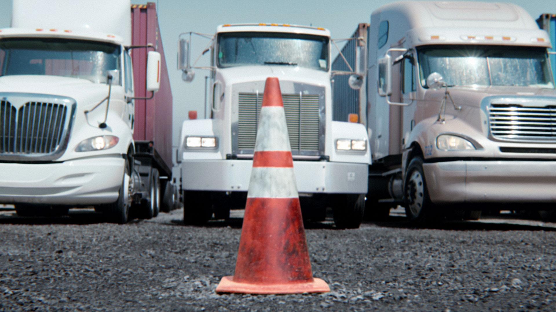 outdoor truck land vehicle vehicle ground wheel transport auto part concrete mixer trailer