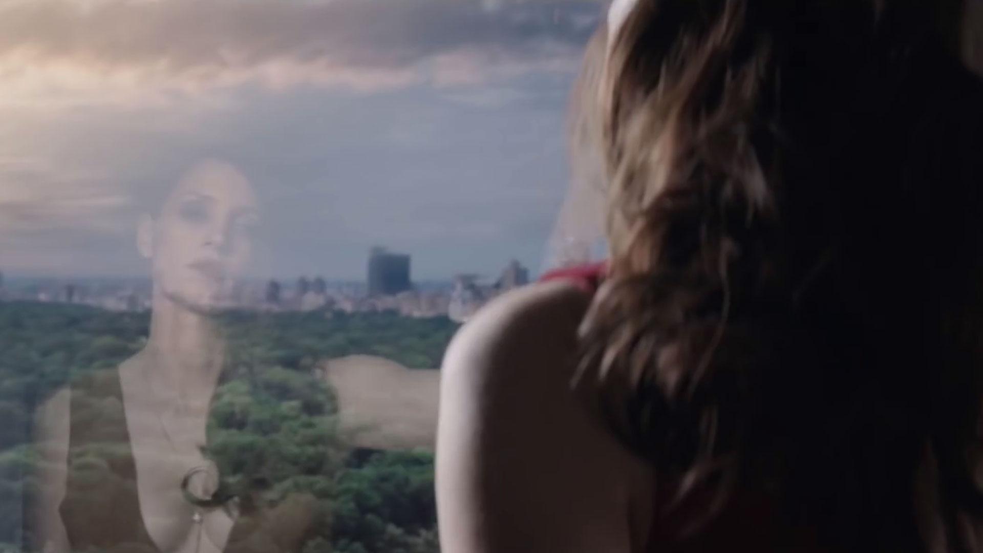 person outdoor cloud sky human face girl woman